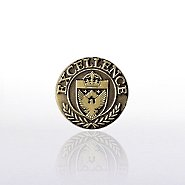 Lapel Pin - Excellence