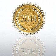 Certificate Seal - 2014 Laurels