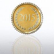 Certificate Seal - 2015 Laurels
