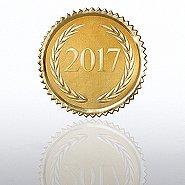 Certificate Seal - 2017 Laurels