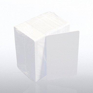 PVC Card - 30 Mil White