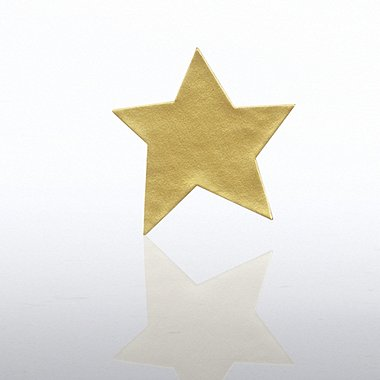 Certificate Seal - Gold Star