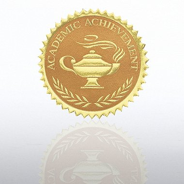 Certificate Seal - Academic Achievement