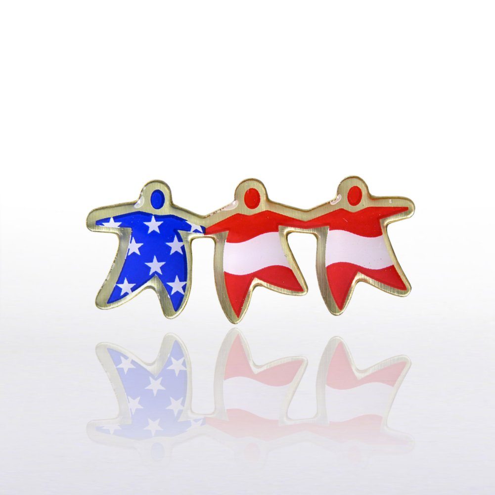 Shop Patriotic Lapel Pins at Baudville.com