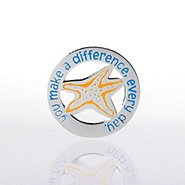 Lapel Pin - You make a difference, every day.