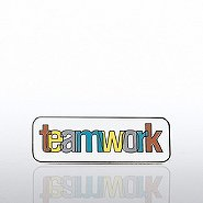 Lapel Pin - Teamwork