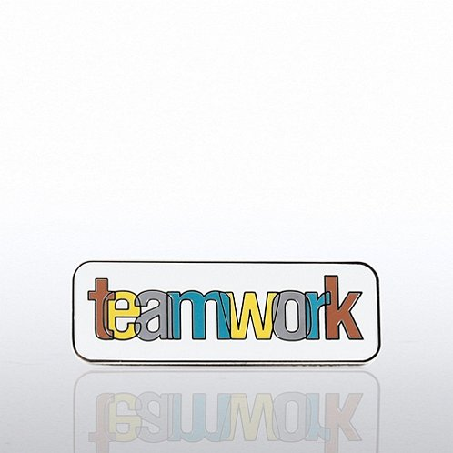Teamwork Lapel Pin