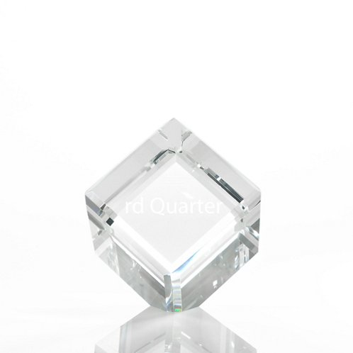 Cube Crystal Logo Collection
