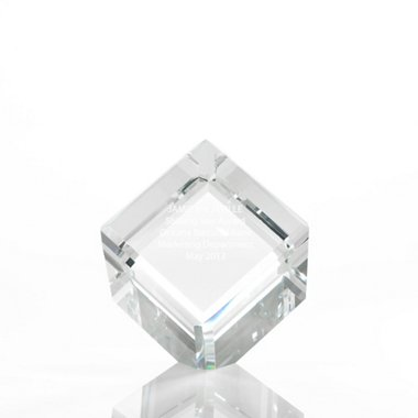 Crystal Logo Collection - Cube
