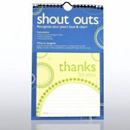 Peer-to-Peer Shout Outs - Thanks for All You Do!