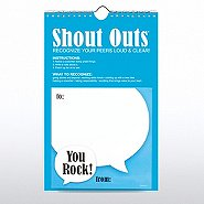 Shout Out - Positive Praise - You Rock - CLOSEOUT