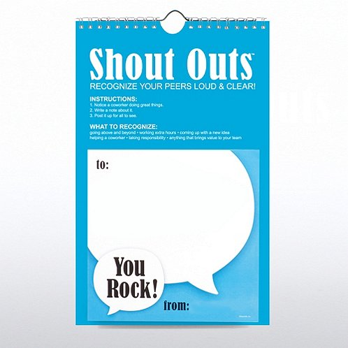 Positive Praise - You Rock Peer-to-Peer Shout Outs