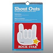 Peer-to-Peer Shout Outs - You Rock