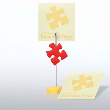 Memo Clip & Sticky Note Gift Set - Essential Piece