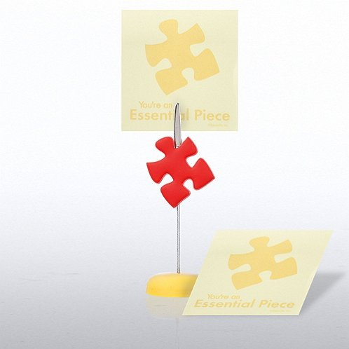 Essential Piece Memo Clip & Sticky Note Gift Set