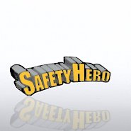 Lapel Pin - Safety Hero