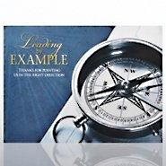 Theme Plaque - Compass: Leading by Example