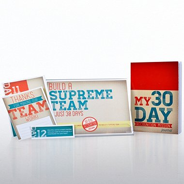 30-Day Recognition Mission - Build a Supreme Team