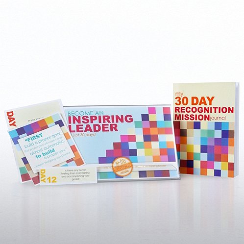 Become an Inspiring Leader 30-Day Recognition Mission