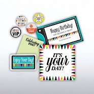 Recognition Survival Kit - Happy Birthday