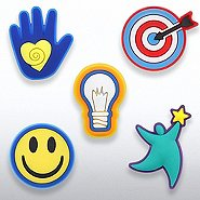 Collect Your Flair - Fun Icons