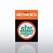 Badges of Greatness - Star Performer