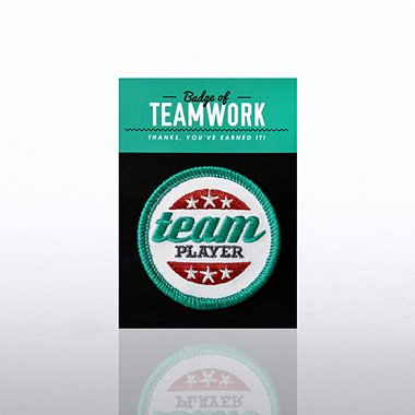Badges of Greatness - Team Player