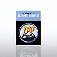 Badges of Greatness - Top Achiever