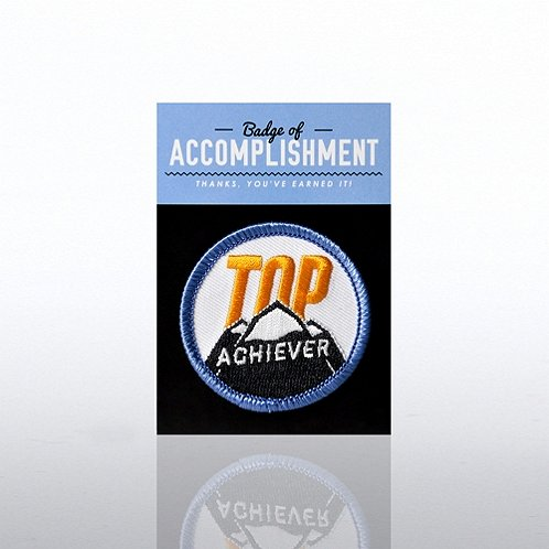 Top Achiever Badges of Greatness