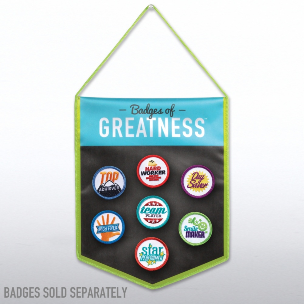 Photo of Badges of Greatness