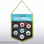 Badges of Greatness - Collector Banner