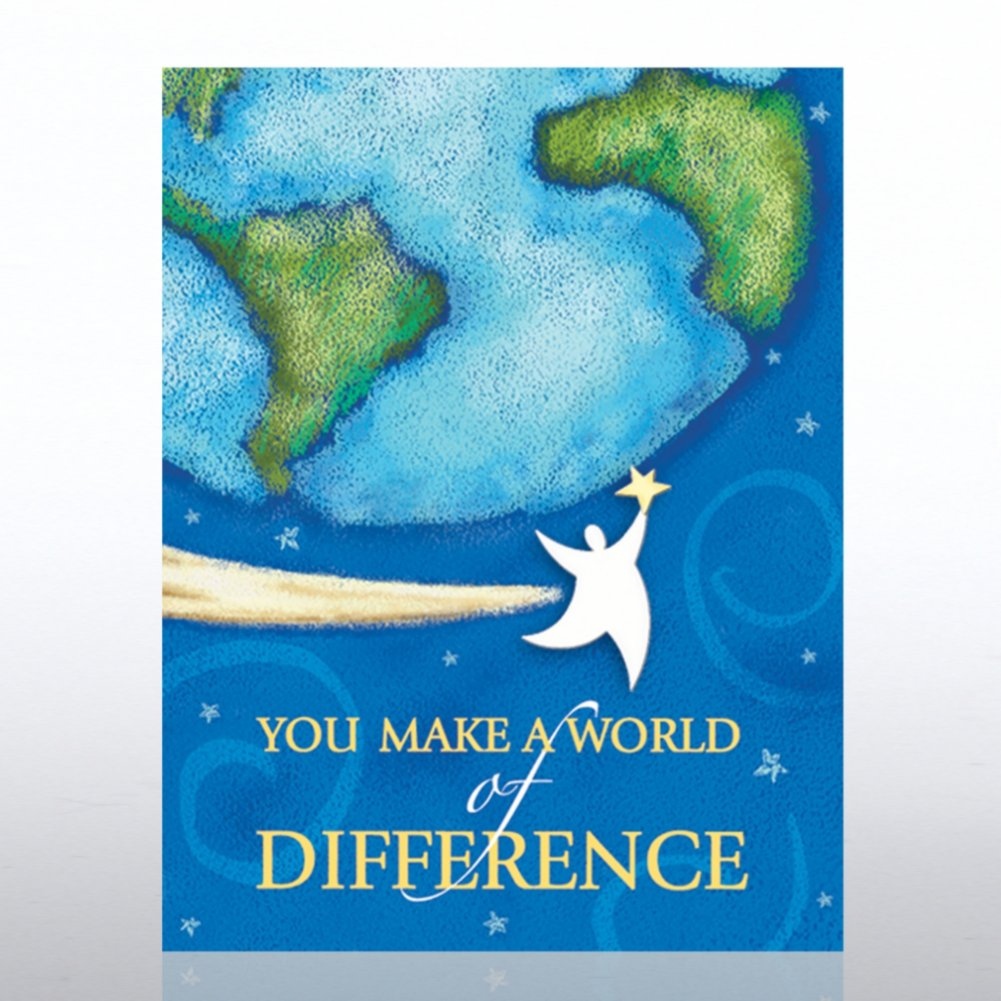 You Make a World of Difference Theme