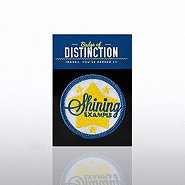 Badges of Greatness - Shining Example
