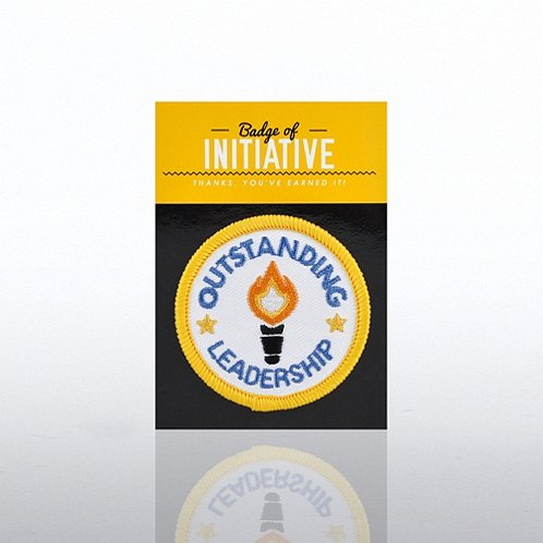 Outstanding Leadership Badges of Greatness