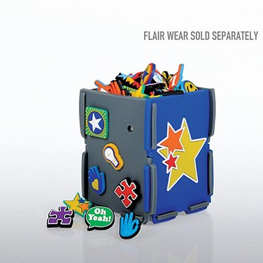 Collect Your Flair - Desk Caddy Only - Stars