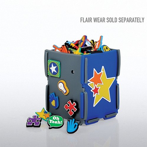 Stars Collect Your Flair - Desk Caddy Only