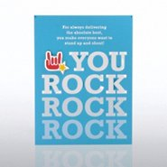 Character Pin - You Rock