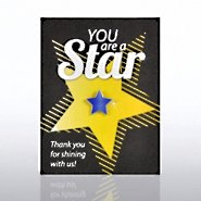 Character Pin - You Are a Star