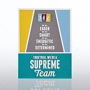 Character Pin - Supreme Team