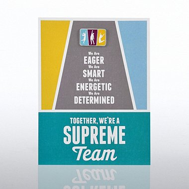 Character Pin - Supreme Team