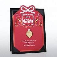 Character Pin with Presentation Board - Ornament