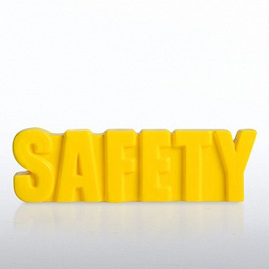 Squeezable Praise - Serious About Safety