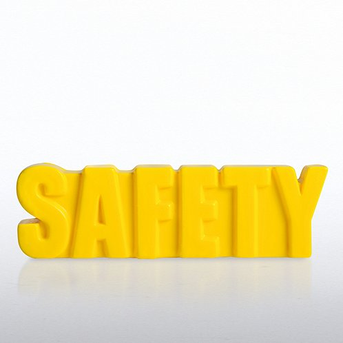 Serious About Safety Squeezable Praise