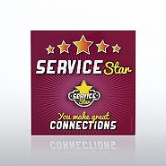 Magnets of Success - Service Star