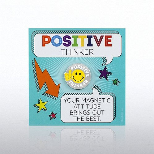 Positive Thinker Magnets of Success