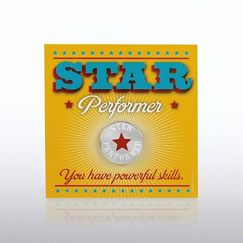 Star Performer Magnets of Success
