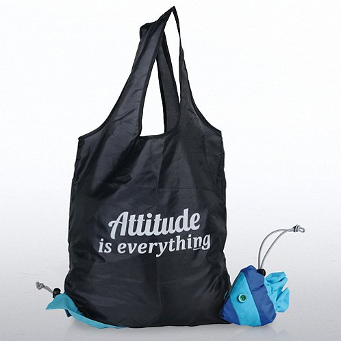 Attitude is Everything Fishy Tote