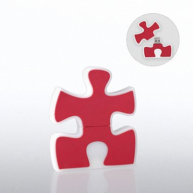 Fun Shapes USB Drive - Essential Piece
