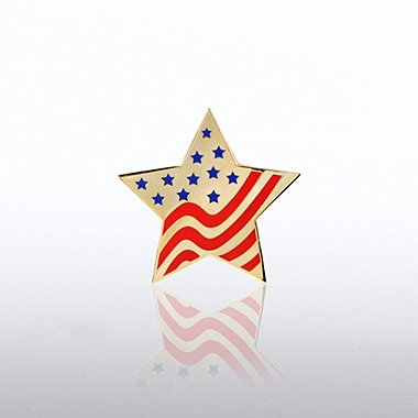 Lapel Pin - Flagstar