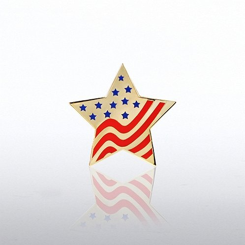 Flagstar Lapel Pin